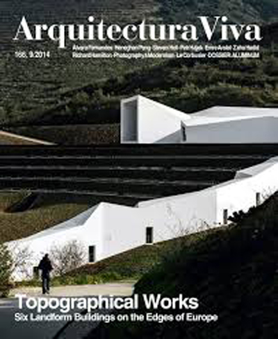 ARQUITECTURA VIVA - 166 - TOPOGRAPHICAL WORKS
