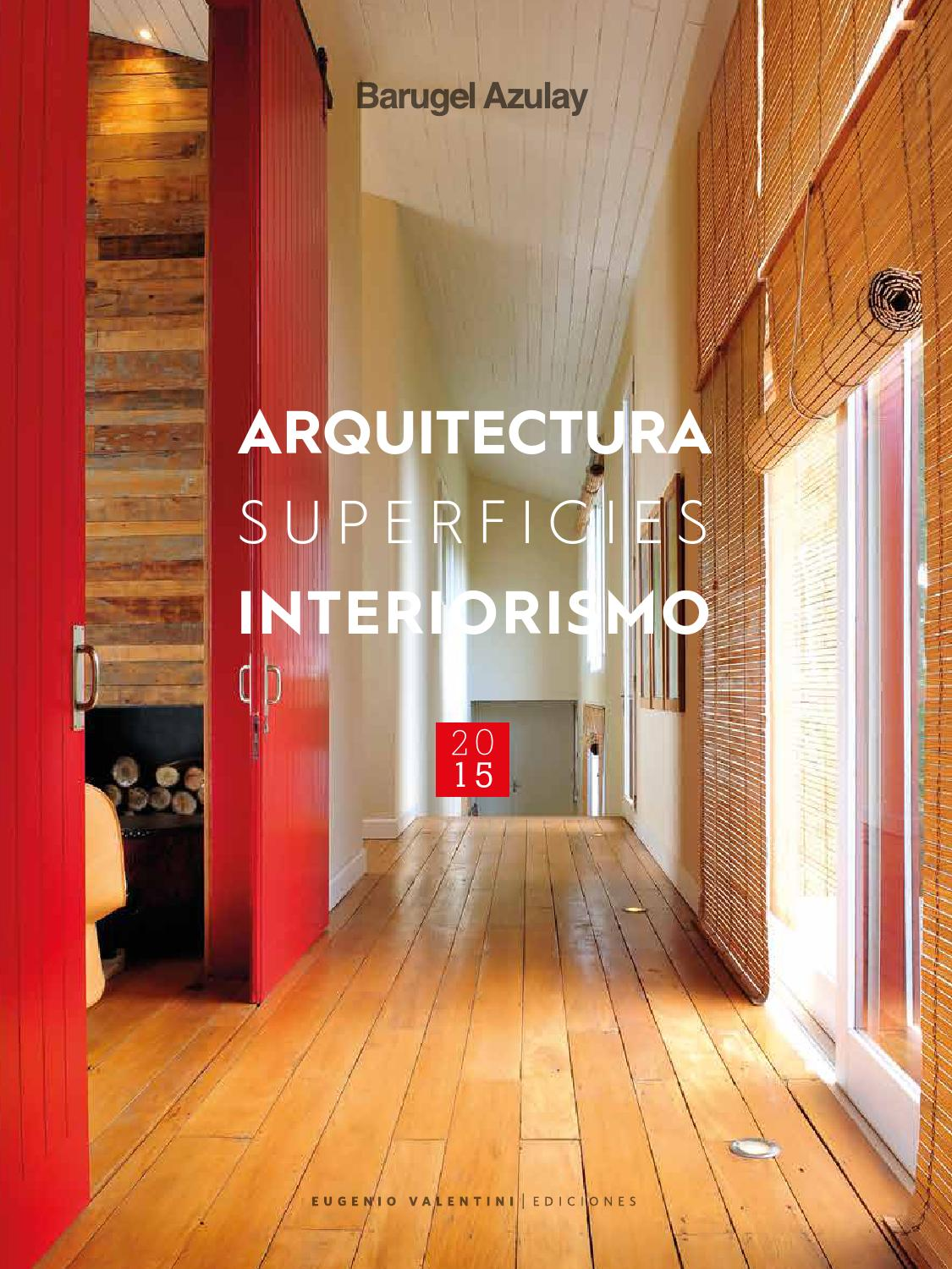 Arquitectura Superficies Interiorismo