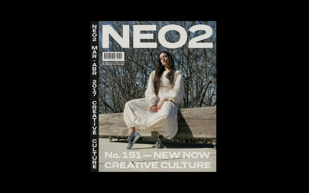 NEO2 N°151 NEW NOW CREATIVE CULTURE
