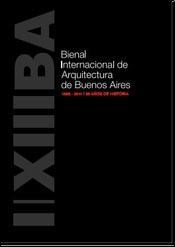 Bienal Internacional de Arquitectura de Bs. As.