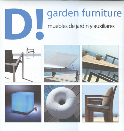 D! GARDEN FURNITURE.