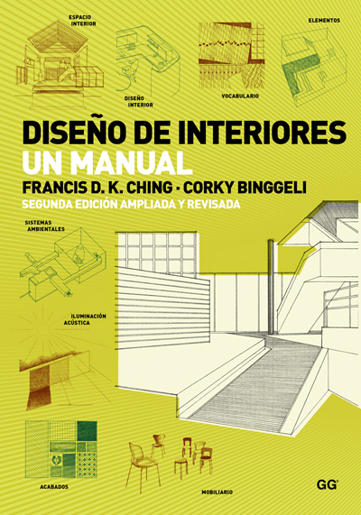 DISEÑO DE INTERIORES. UN MANUAL
